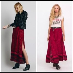 Spell and the gypsy collection skirt and short